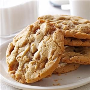 Double Butterscotch Cookies Recipe