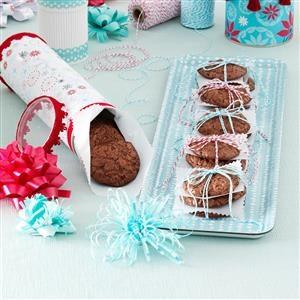 Double-Chocolate Espresso Cookies Recipe
