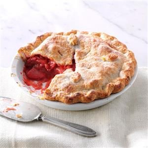 Double-Crust Strawberry Pie Recipe