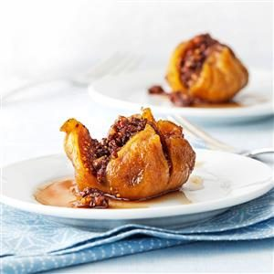 Double-Nut Stuffed Figs