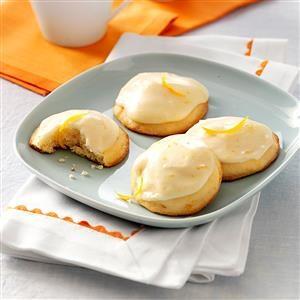 Double Orange Cookies Recipe