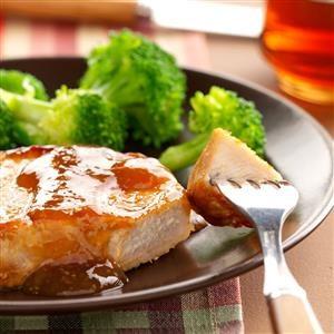 Down-Home Pork Chops Recipe
