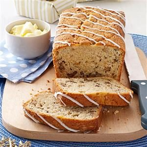 Drizzled Butternut Bread Recipe