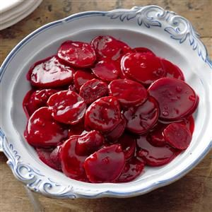 Dutch Beets Recipe