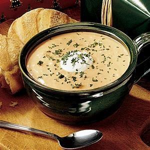 East Coast Tomato Soup Recipe