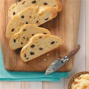 Easter Bread with Orange Butter Recipe