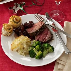 Easy & Elegant Tenderloin Roast Recipe