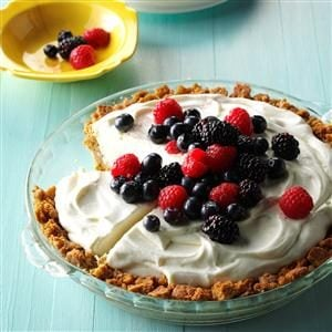 Easy Cream Pie Recipe