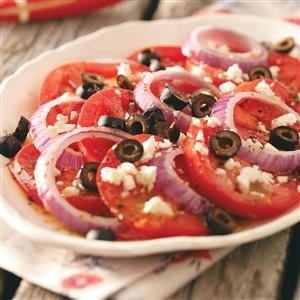 Easy Garden Tomatoes Recipe