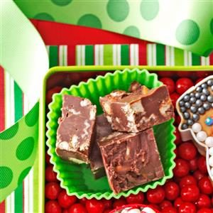 Easy Holiday Fudge Recipe