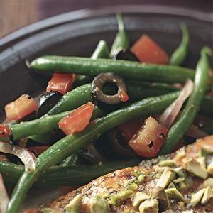Easy Italian Style Green Beans Recipe