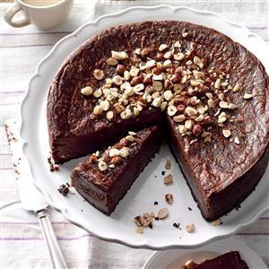 Easy Nutella Cheesecake Recipe