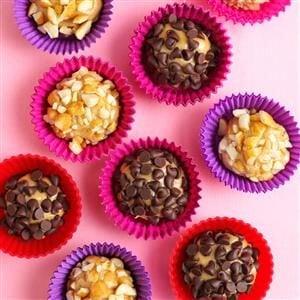 Easy Peanut Butter Truffles