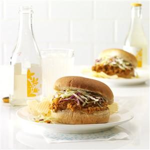 Easy Pumpkin Sloppy Joes Recipe