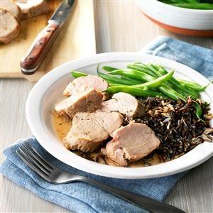 Easy Slow-Cooked Pork Tenderloin Recipe