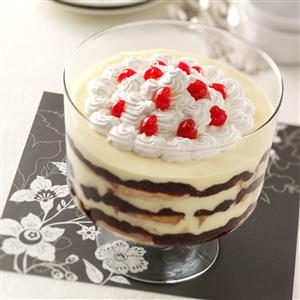 Eggnog Trifle Recipe
