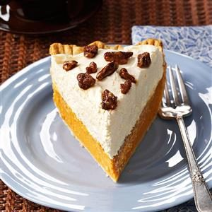Elegant Pumpkin Pie Recipe