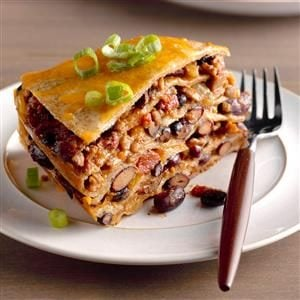 Enchilada Pie Recipe