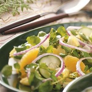 Endive Watercress Salad Recipe