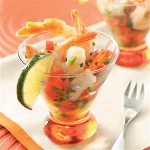 Ensenada Shrimp Cocktail Recipe
