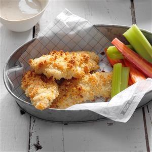 Everything Bagel Chicken Strips Recipe