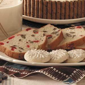 Cherry-Pecan Quick Bread Recipe