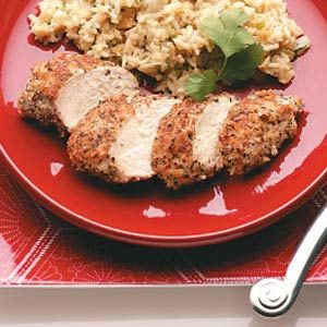 Pat's Pecan Chicken Recipe