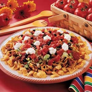 10-Minute Taco Salad Recipe