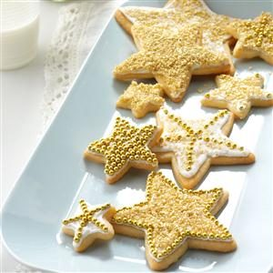 Crisp Sugar Cookie Mix Recipe