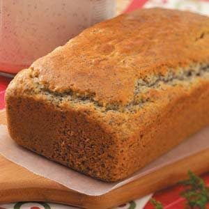 Poppy Seed Bread Mix Recipe