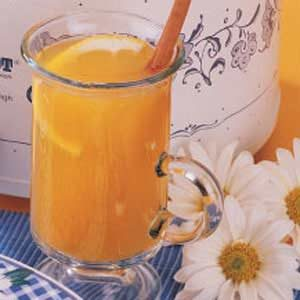 Spiced Apricot Cider Recipe