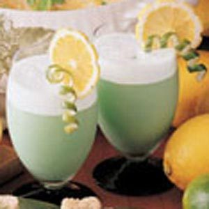Leprechaun Lime Drink