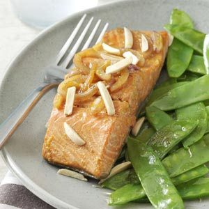 Asian Citrus Salmon Recipe