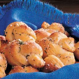 Parmesan Knots Recipe