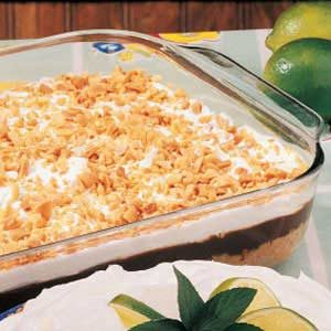 Chocolate Peanut Supreme Recipe