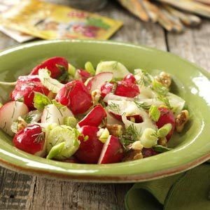Ravishing Radish Salad Recipe