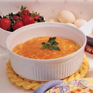 Cheddar Souffle Recipe
