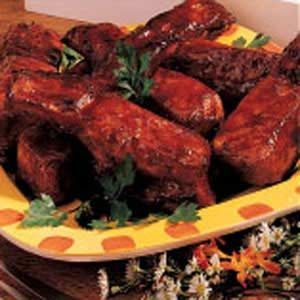 Honey Baked Ribs Recipe