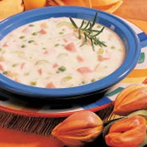 New England Potato Soup Recipe