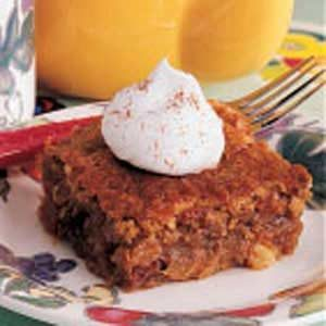 Date Pudding Cobbler Recipe