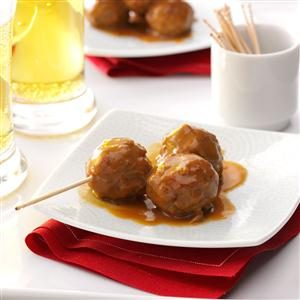 Creamy Cranberry Meatballs Recipe
