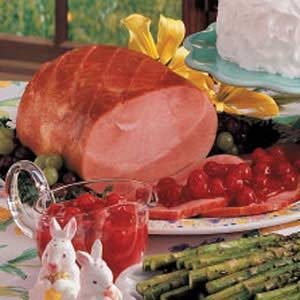 Cherry Sauce for Ham Recipe
