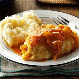 Make-Ahead Cabbage Rolls Recipe