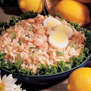 Eastern Shore Seafood Salad Recipe