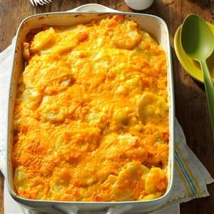 Party Potatoes Au Gratin Recipe