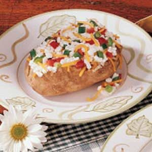 Loaded Potato Recipe