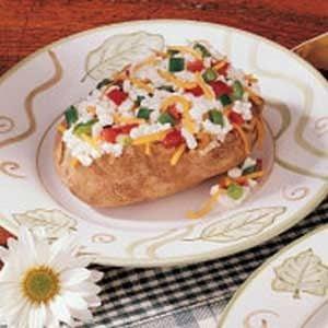 Loaded Potato Recipe