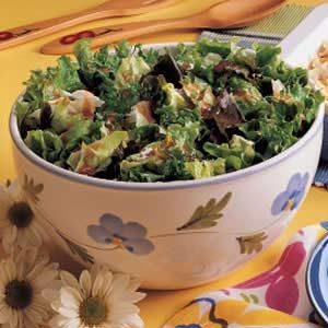 Lettuce with French Dressing Recipe