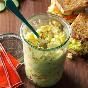 Creamy Egg Salad Recipe