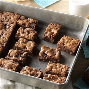 Candy Bar Brownies Recipe